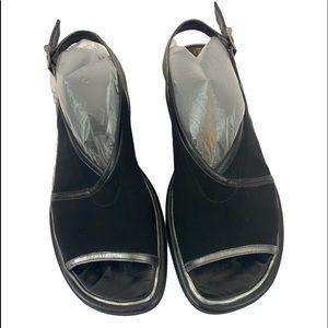 Thierry Rabotin Black/ Silver Shoes